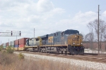 CSX 5210 heading north 