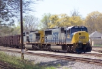CSX 770 waiting to leave