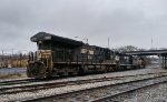 """NS 3655, 3482, and 8058, """"The tied down trio"""""""