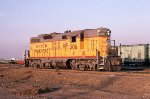 UP 306 (the 2nd) ex WP 731
