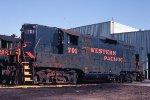 WP 701 at Stockton