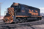 DRGW 3143 at Canon City