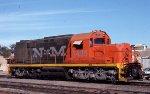 NDEM 7435 at Nuevo Laredo