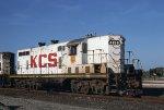 KCS 4156 at Pittsburg