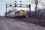 CNW 411 at Des Plaines