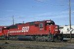 SOO 6053 at Bensenville