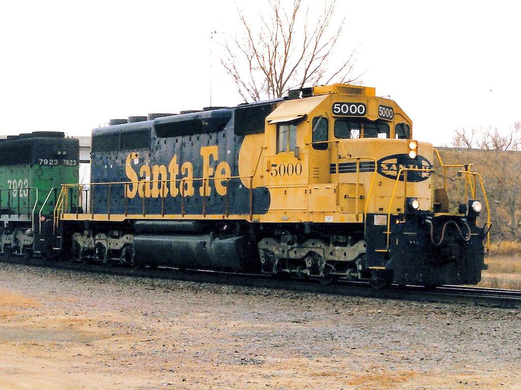 ATSF 5000
