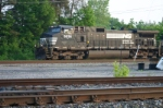 """NS 9236 leads the """"wake up"""" train"""