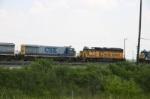 CSX 9134 & 9120