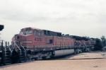 BNSF 4312