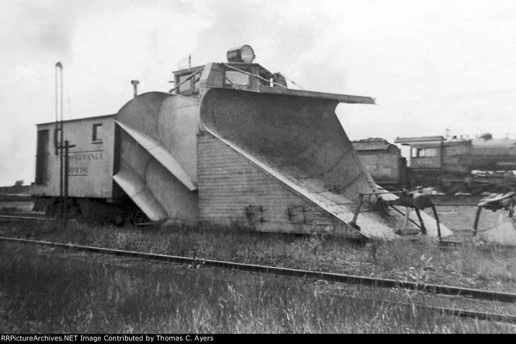 PRR Snow Plow, c. 1950