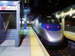 Acela Express #2171 Boarding Passengers