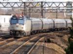Amtrak 907 Headed To Washington
