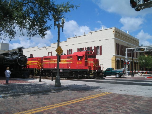 Florida Central RR Z915