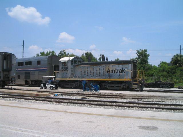 Auto Train Switcher