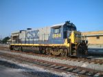 Sanford CSX switcher