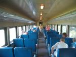 Inside the UP Coach