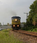 Northbound CSX