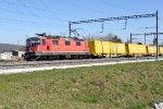 Mainline Zurich-Bern: SBB 420 245