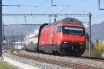 Mainline Zurich-Bern: SBB 460 030
