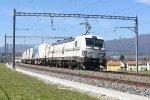 Mainline Zurich-Bern: railCare 476 455