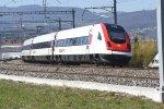 Mainline Zurich-Bern: SBB 500 032