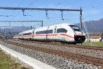 Mainline Zurich-Bern: DB 812 004