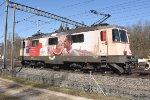 Mainline Zurich-Bern: SBB 420 262