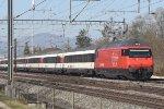 Mainline Zurich-Bern: SBB 460 034