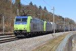 Mainline Zurich-Bern: BLS 485 002