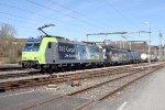 Mainline Zurich-Bern: BLS 485 009
