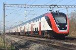 Mainline Zurich-Bern: SBB 502 217