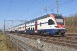 Mainline Zurich-Bern: SBB 511 002