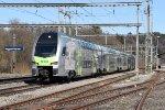 Mainline Zurich-Bern: SBB 515 026