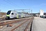 Mainline Zurich-Bern: BLS 515 035