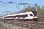 Mainline Zurich-Bern: SBB 521 013