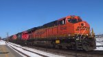 BNSF 6366 EAST