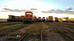 BNSF Diverse Collection
