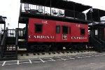 L&N Caboose C9