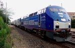John Kerry Tour Locomotive