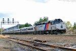 NJT 4119 on train 1174