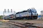NJT 4011 on train 1113