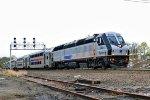 NJT 4022 on train 1161