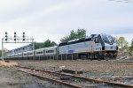 NJT 4010 on train 66
