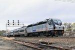 NJT 4005 on train 1215