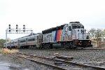 NJT 4210 on train 1263