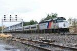 NJT 4120 on train 1274