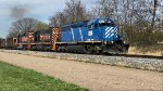 WE 7004 is now on the CSX.