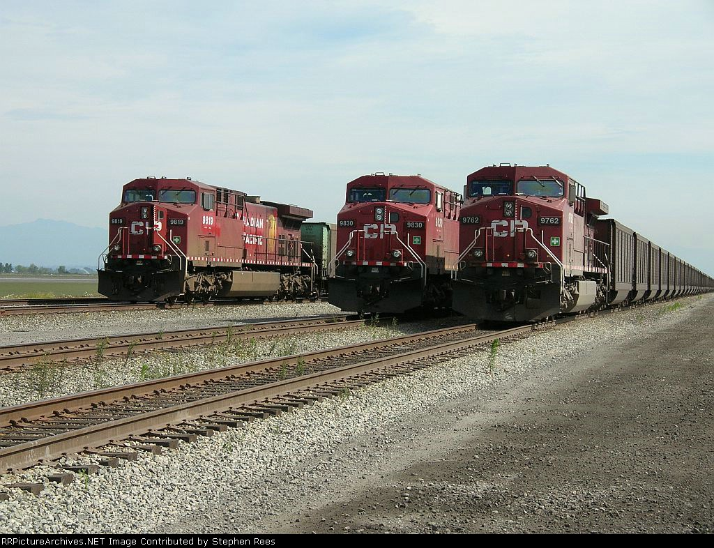 CP 9819 9830 and 9762