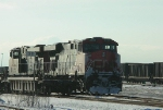 CN 2225 and snow